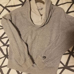 Nike cowl neck sweater